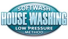 Soft Washing House Washing Image